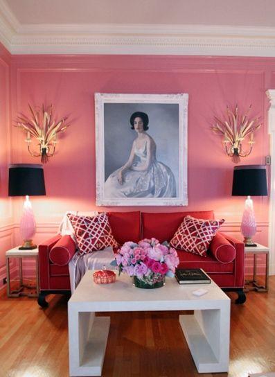 Hollywood Regency is so boudoir | Maison Propre | Pinterest ...