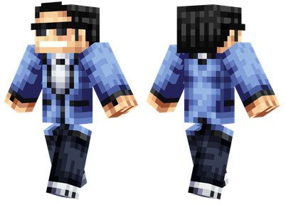 Psy Skin For Minecraft PE Httpminecraftpedownloadcompsy - Skins para minecraft pe kpop