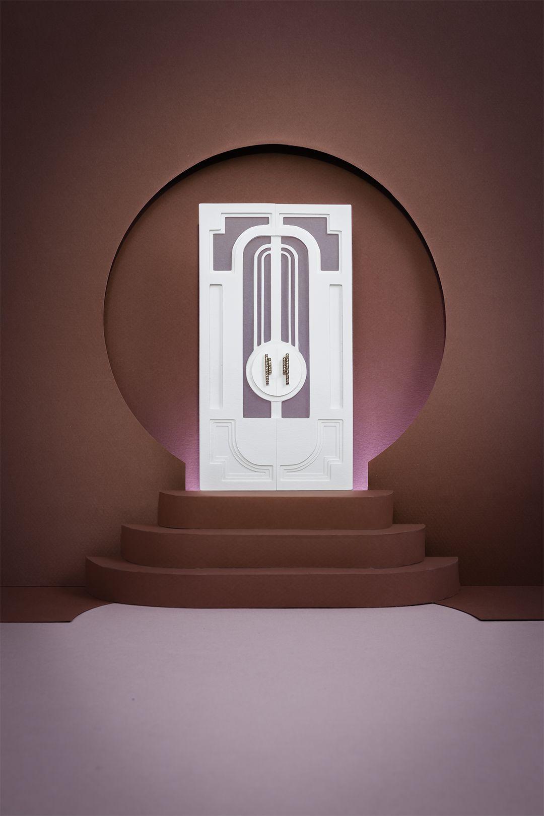 Photo of Magic Doors, Fashion Editorial