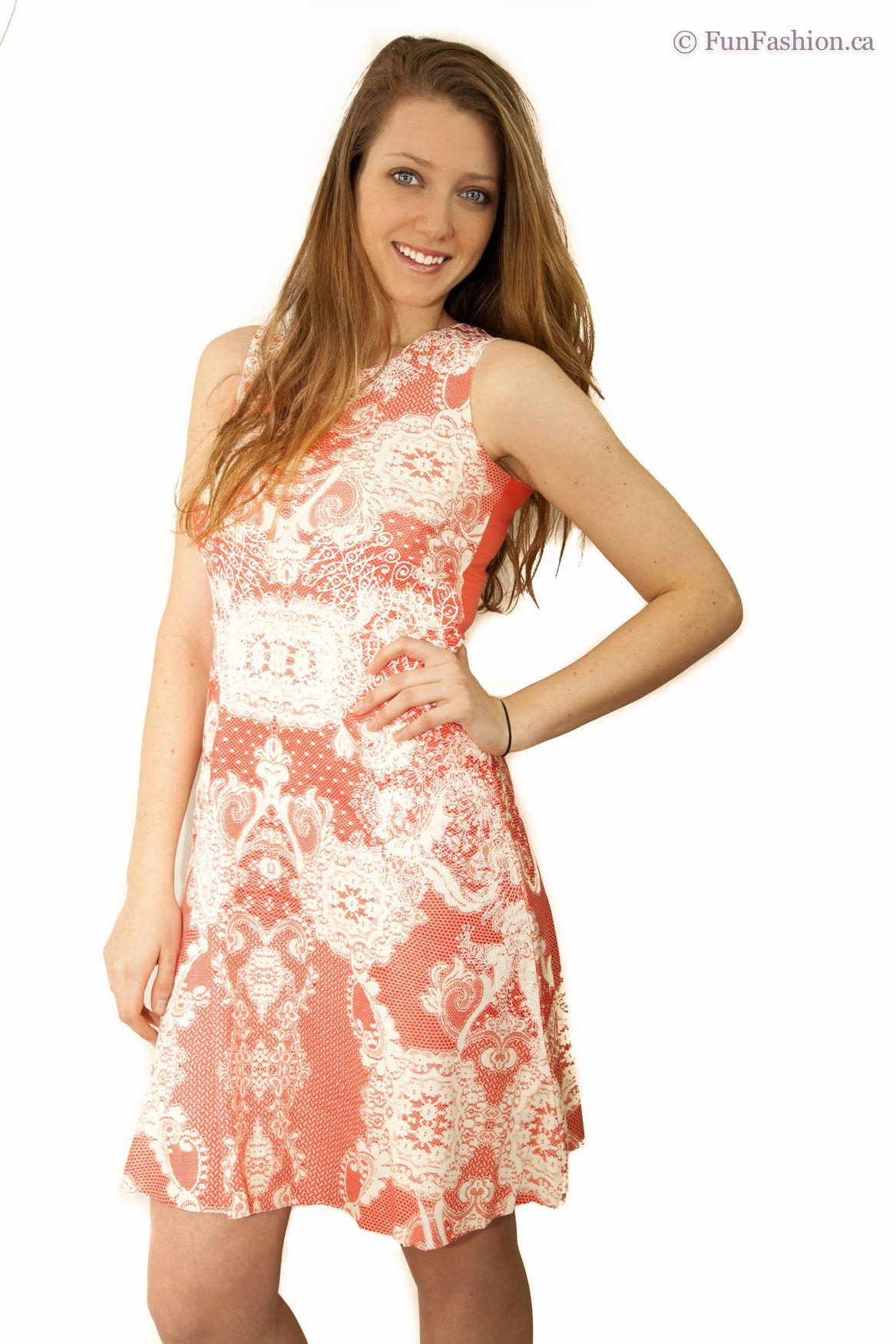 Desigual Dress Lisito 41V2114 | Canada | Fun Fashion | Desigual ...