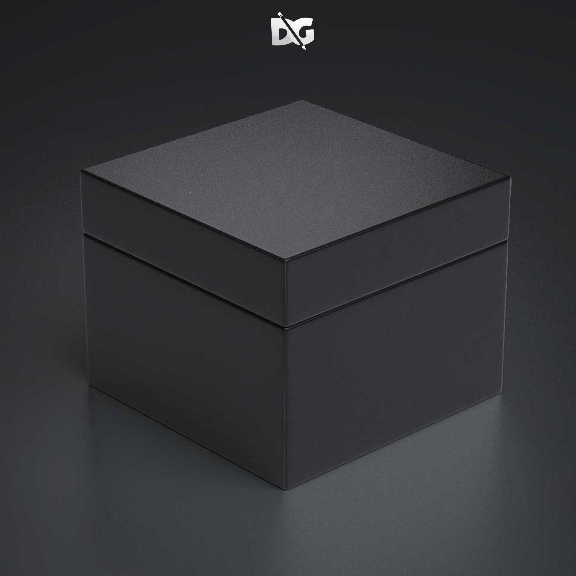 Download Free Clean Packed Box Mockup Box Mockup Free Logo Mockup Logo Design Mockup