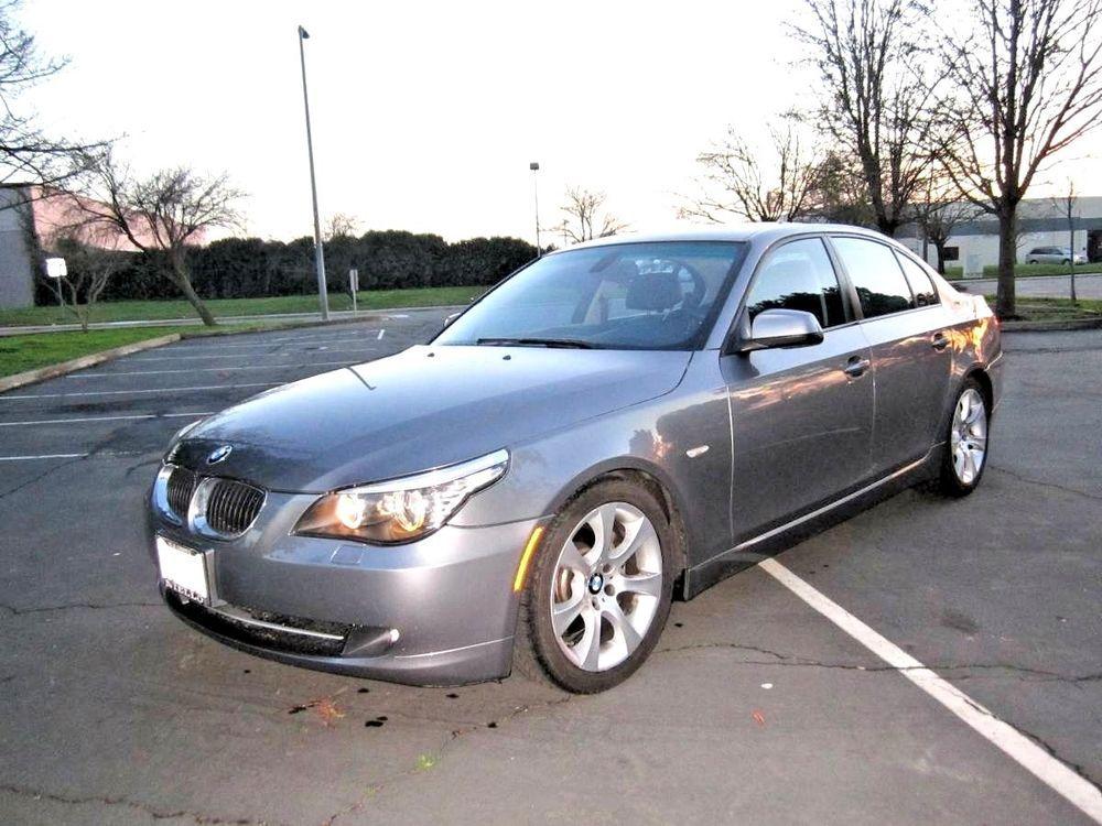 2010 BMW 535i Twin Turbo *Sport Pack* Navigation Sport