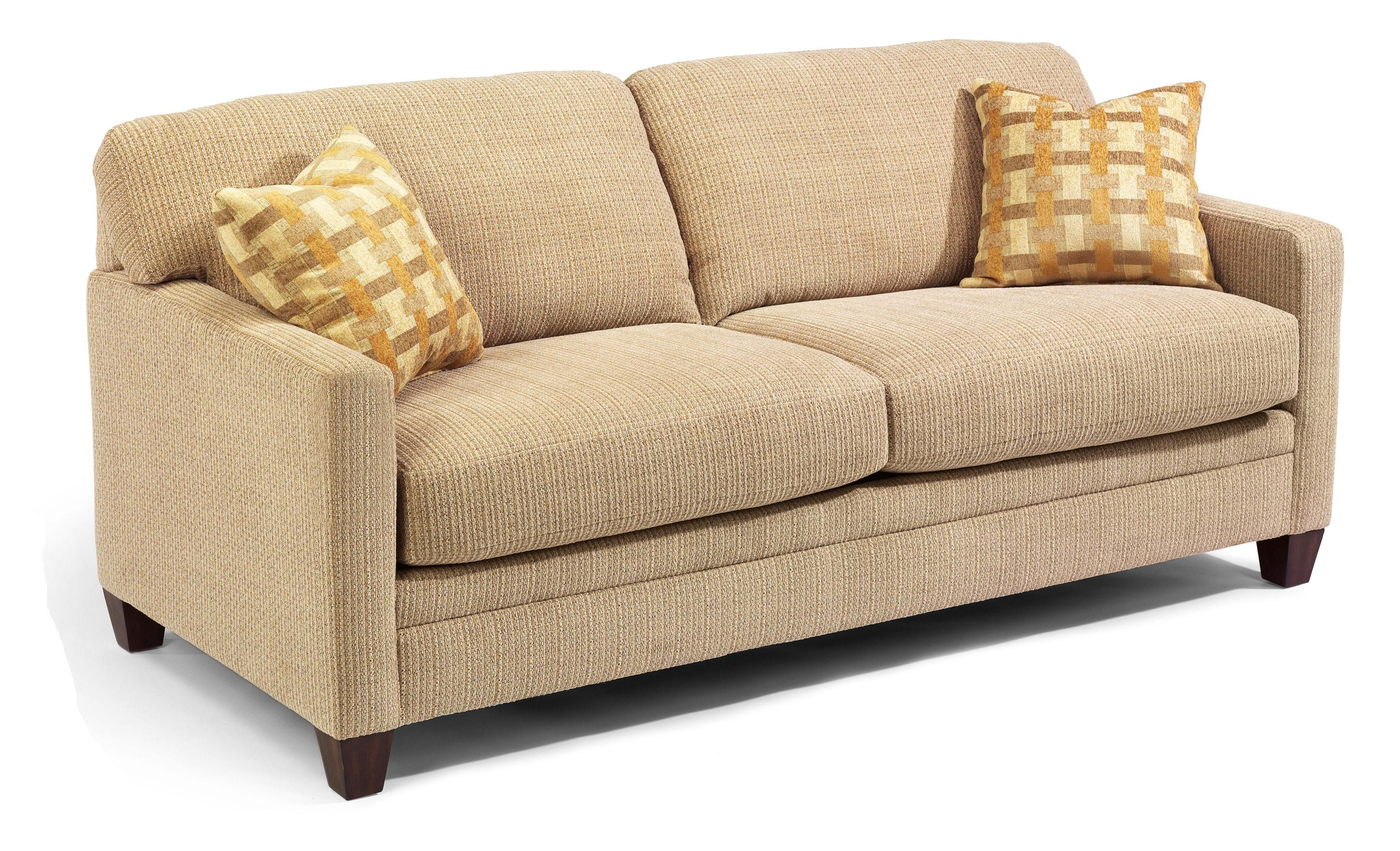 Serendipity Upholstered Sofa Sleeper by Flexsteel Sofa