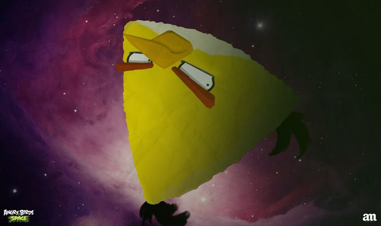 Angry Birds Space After The Battle