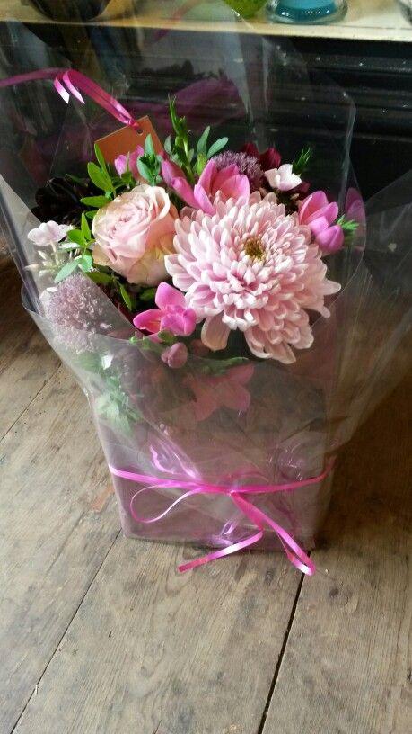 Little pink bouquet