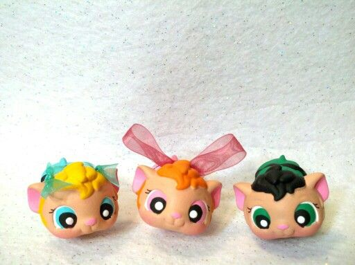 Power Puff Hamsters
