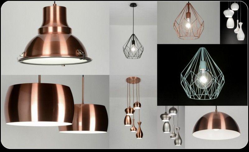 Industriele Hanglamp Keuken : Nieuw industriele hanglampen landelijk modern wonen
