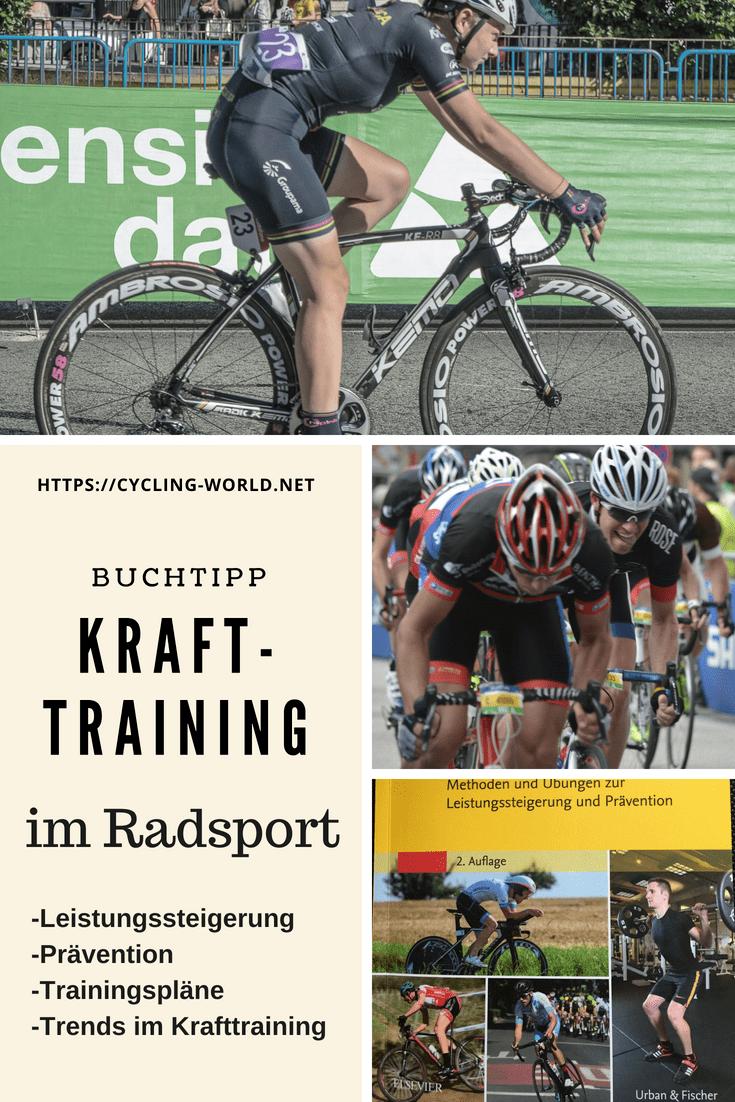 Krafttraining im Radsport | Rennrad training, Radfahren