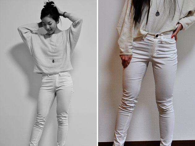 white ginger skinny jeans by closet case files vivat veritas1