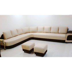 Tight Back Leather Modern L Shape Designer Corner Sofa Set Warranty More Than 5 Years In 2020 Sofa Set Leather Sofa Set L Shaped Sofa Designs