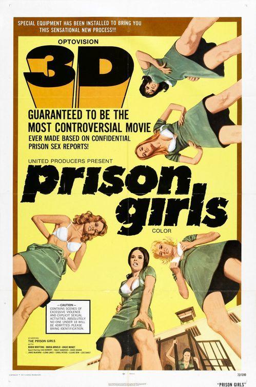 25 Vintage 3d Movies Filmposter 3 D Plakat
