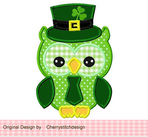 40+ St patricks day owl clipart ideas in 2021