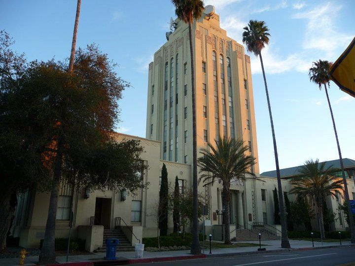 Van Nuys Courthouse San Fernando Valley San Fernando Valley Southern Cali Ca History