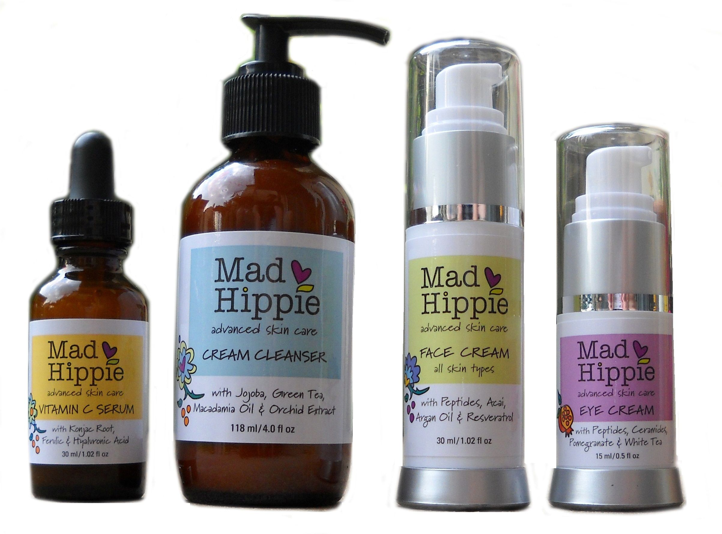 Love It Mad Hippie Skin Care Products Lol Peace Starshines Mad Hippie Mad Hippie Skin Care Skin Cream Anti Aging