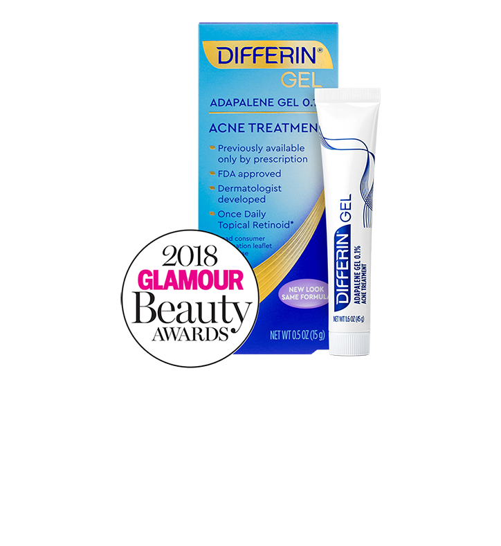 Learn More About Differin Gel Adapalene 0 1 2018 Glamour