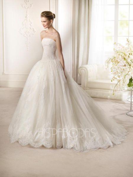 vestidos de novia st. patrick 2013. nuevos modelos grupo pronovias