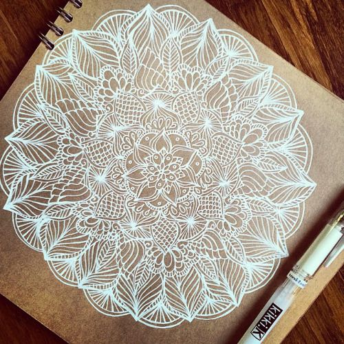 simple mandala drawing tumblr google search diy pinterest