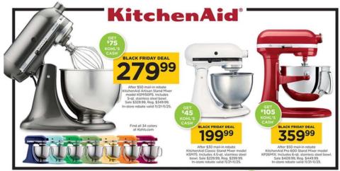 Kohls Kitchenaid Stand Mixer Black Friday Di 2020 Hidup Sehat Kesehatan