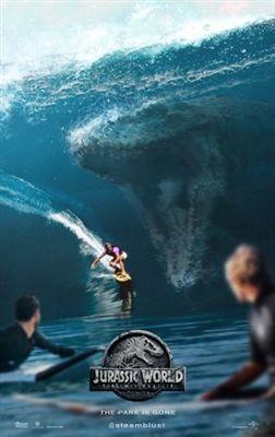 Jurassic World Fallen Kingdom 2018 Poster #jurassicparkworld