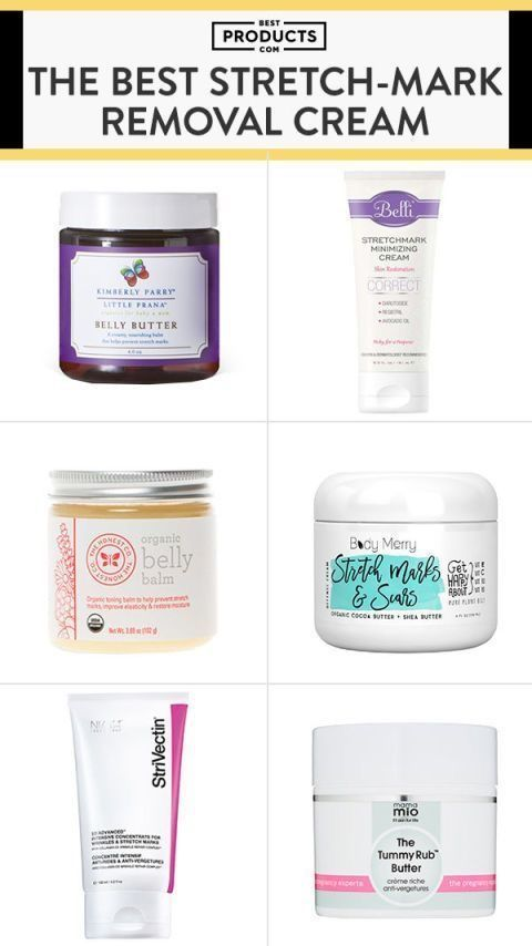 The Best Stretch Marks Minimizing And Eliminating Cream For Moms