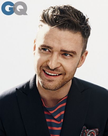 Justin Timberlake was named one of GQ's Men of the Year!