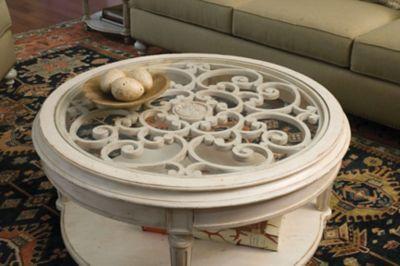 A R T Furniture Provenance Round Cocktail Table Idee Per La Casa Idee