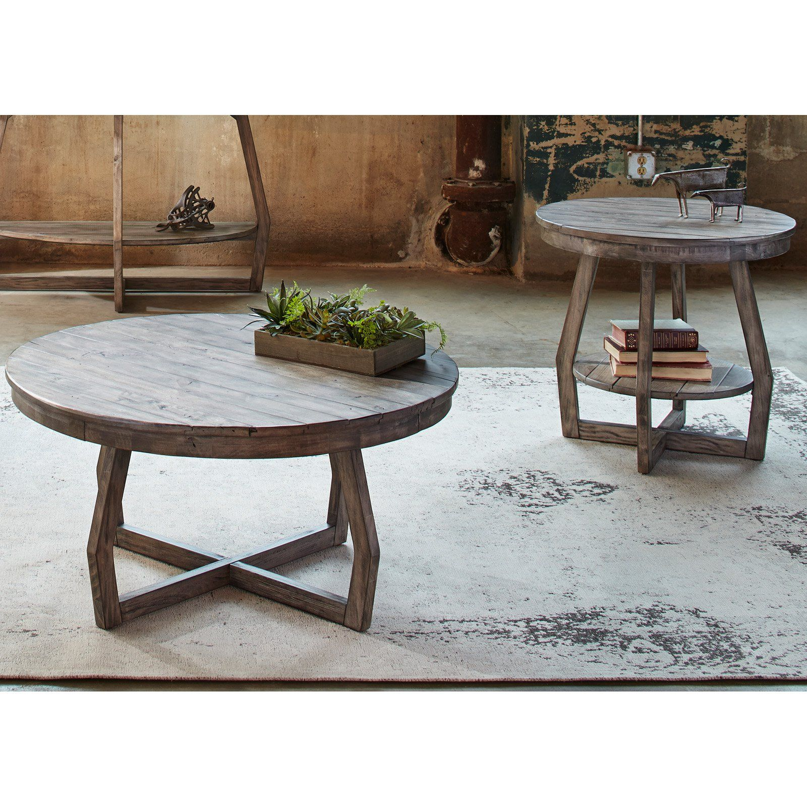 Liberty Furniture Hayden Way Cocktail Table In 2021 Liberty Furniture Reclaimed Wood Coffee Table Round Coffee Table Sets [ 1600 x 1600 Pixel ]