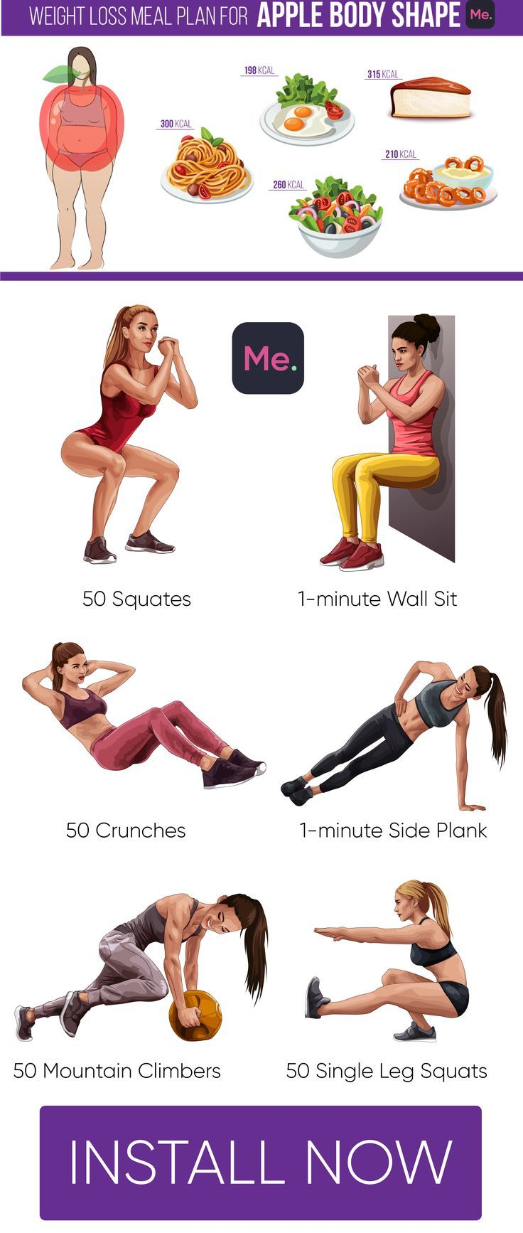 Types fit bodies #types #bodies #fitness & goals fit bodies, goals curvy fit bodies, goals hourglass...