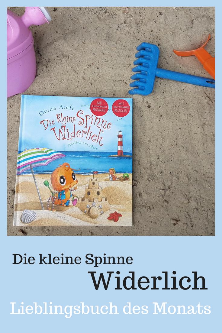 Lieblingsbuch Des Monats Die Kleine Spinne Widerlich Kleine Spinne Die Kleine Spinne Widerlich Lieblingsbucher
