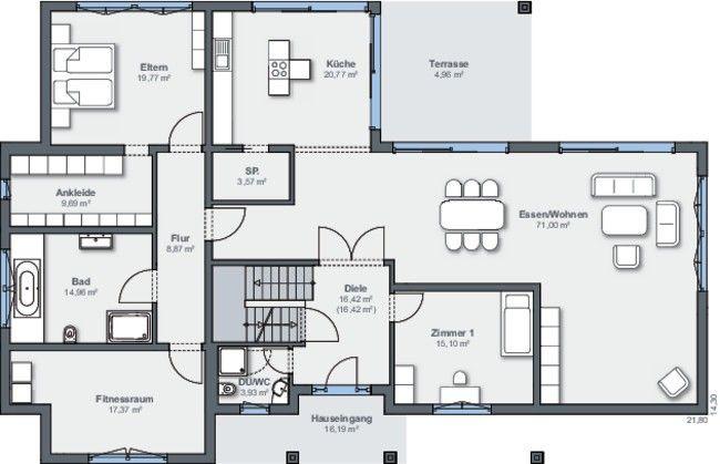 WeberHaus - Villa de luxe style Bauhaus | ДОМа | Villa de ...