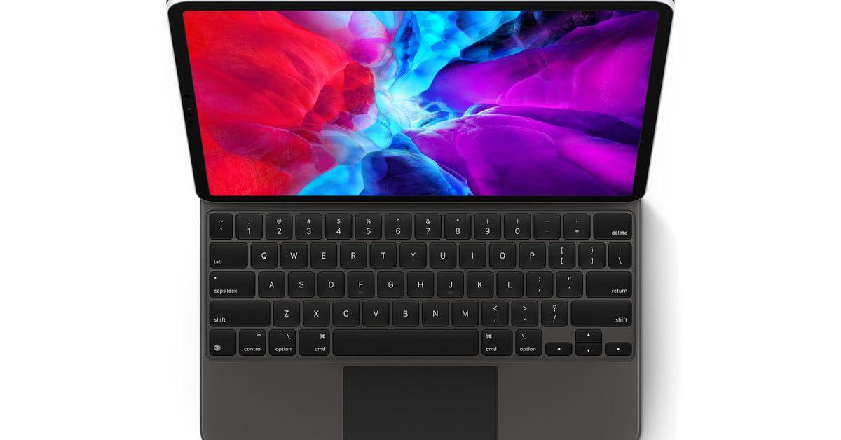 Apple Ipad Pro 2020 Is A Stunning Laptop Tablet Crossover Digital Trends Https Www Digitaltrends Com Mobile Apple Ipad Pro In 2020 New Ipad Pro Apple Ipad New Ipad