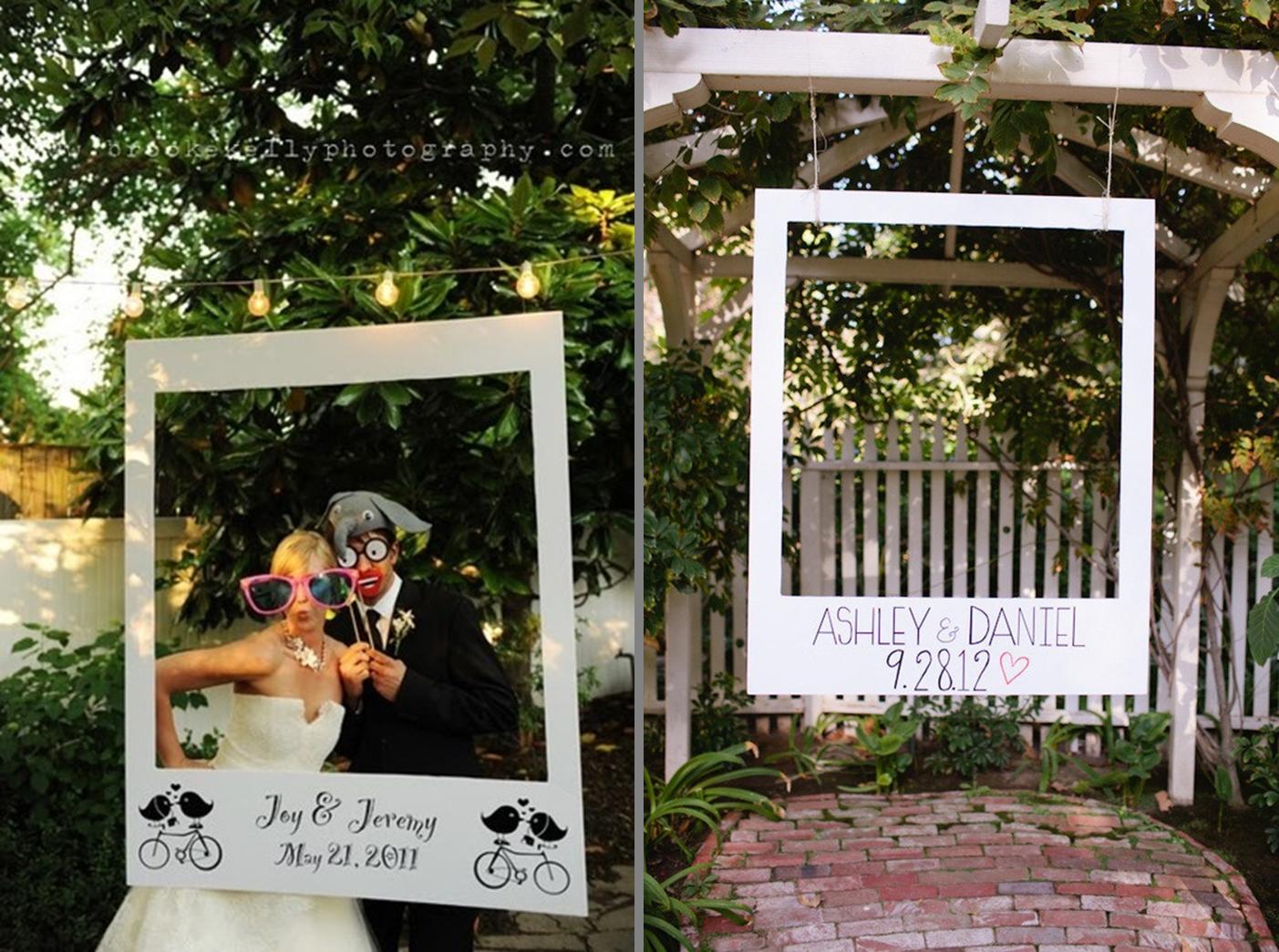 La galla handmade quiero hacer este photocall casero - Photocall boda casero ...