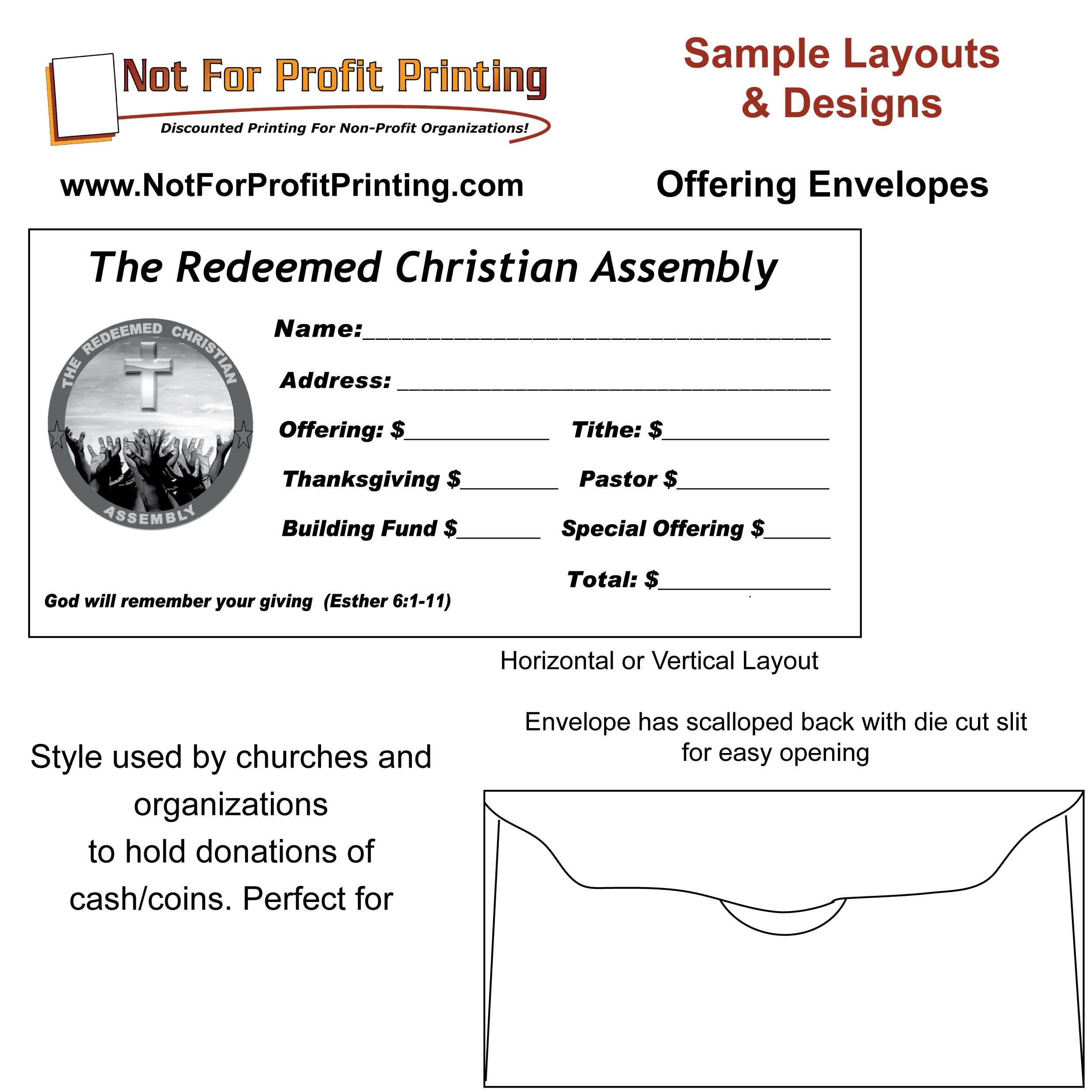 tithes and offerings envelopes - Google Search | Envelopes | Pinterest