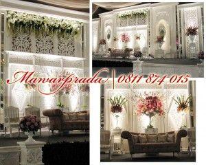 Dekorasi Pernikahan Jawa Modern Di Jakarta Simple Wedding