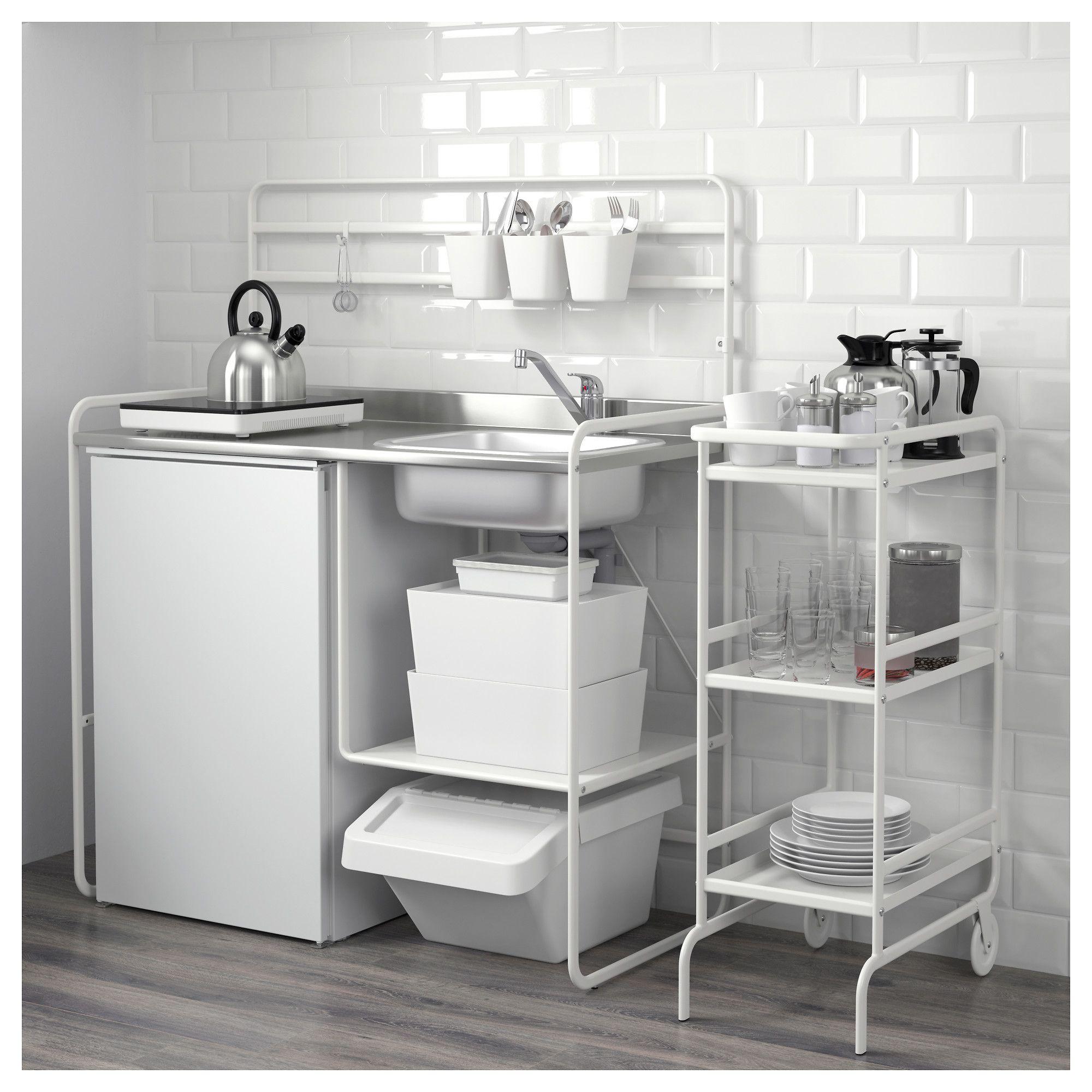IKEA SUNNERSTA Minikitchen Ikea kitchen, Mini kitchen