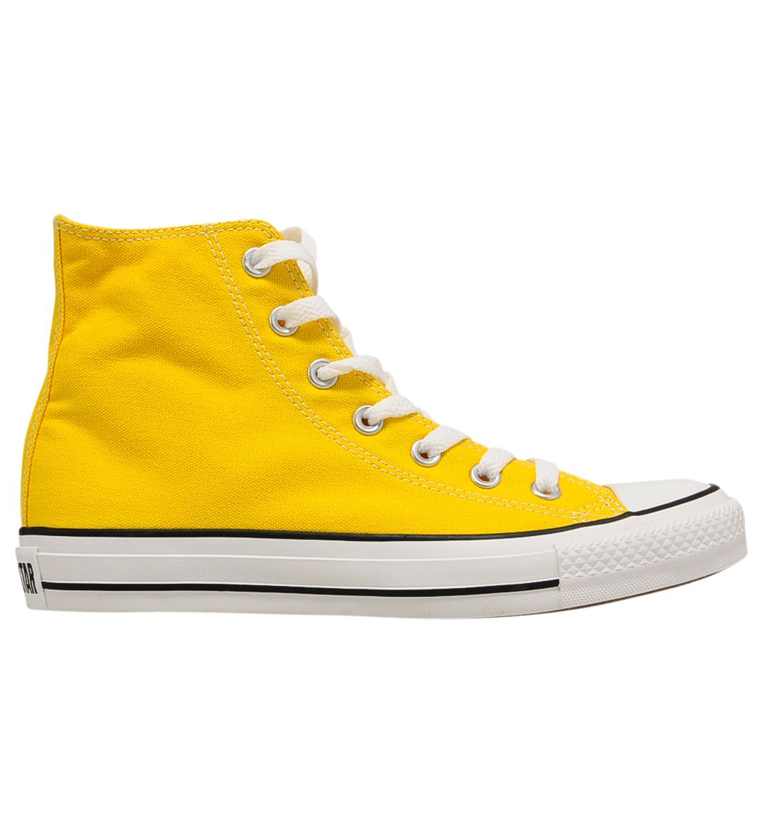 converse jaune montante femme