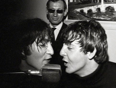 John Lennon And Paul McCartney 1965