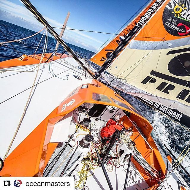 Repost Oceanmasters It S All Fun And Games Until September Rolls Around And You Have To Go Right Back To Practice And Training Sail Racing Sailing Racing