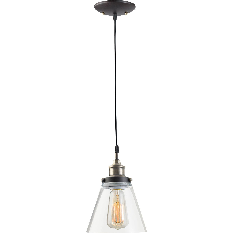 Trent Austin Design Oliver 1 Light Mini Pendant