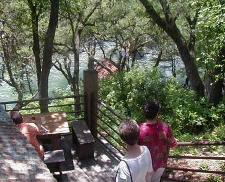 Gristmill River Restaurant New Braunfels Texas Nb River