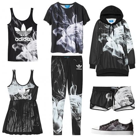 Her Most Smoldering Smokin' Ora Collection Hot Designs Adidas Rita WvnU7qI