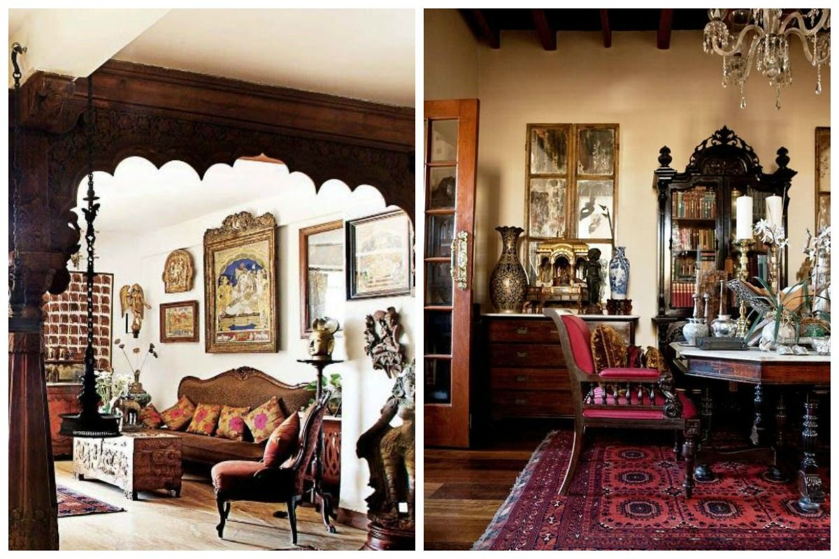 Decor - Indian Inspired Living Room Ideas for a Rich and Sultry ...