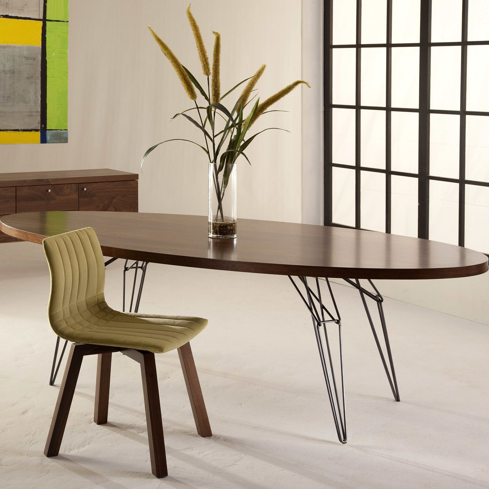 Marvelous Saloom Furniture Lem Dining Table Allmodern Uws Dining Caraccident5 Cool Chair Designs And Ideas Caraccident5Info