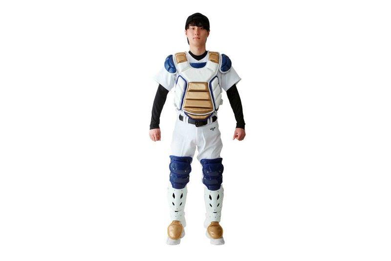 Bandai Mizuno Come Together On Dragon Ball Z Themed Baseball Equipment Baseball Equipment Mizuno Dragon Ball Z