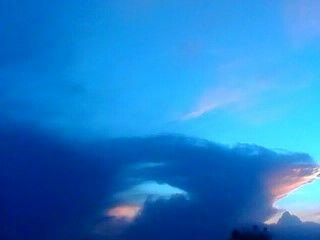 El cielo,hermoso cielo!