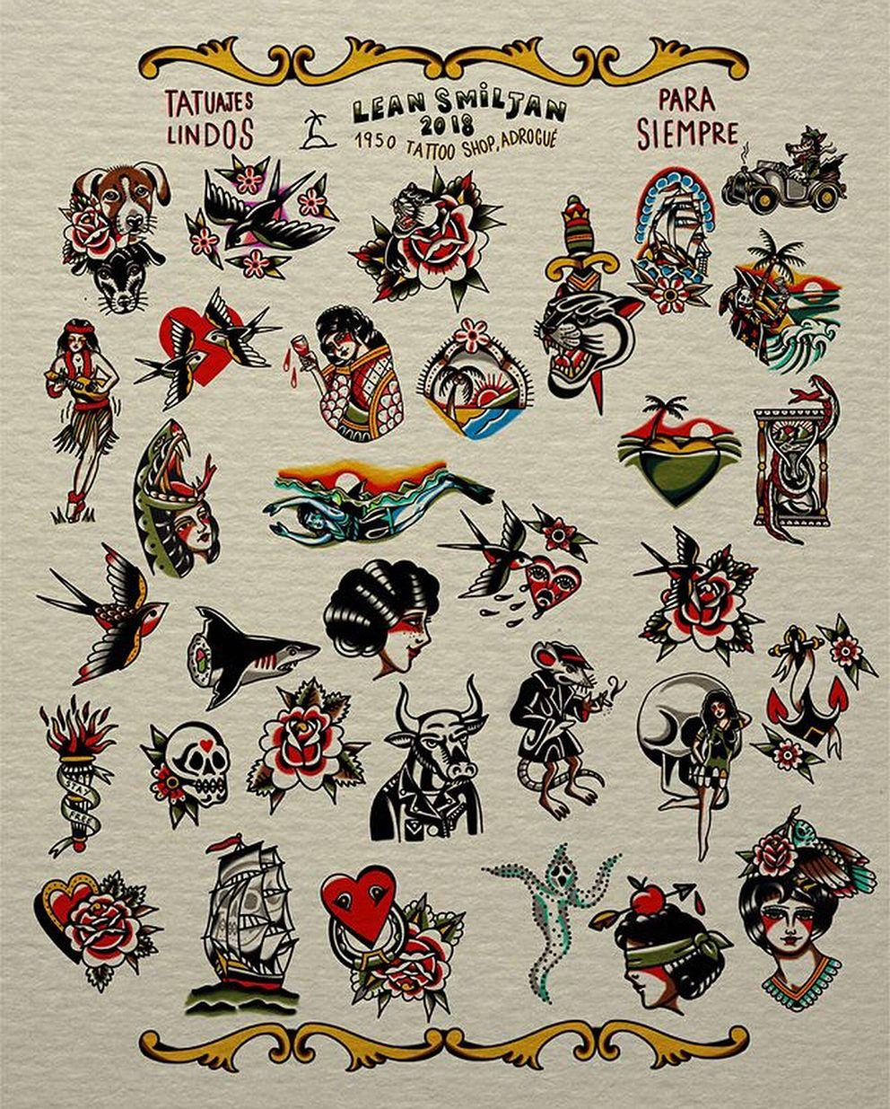 Flash By Leansmiljan Traditional Traditionalflash Flashtattoo Traditi Traditional Tattoo Art Traditional Tattoo Traditional Tattoo Design