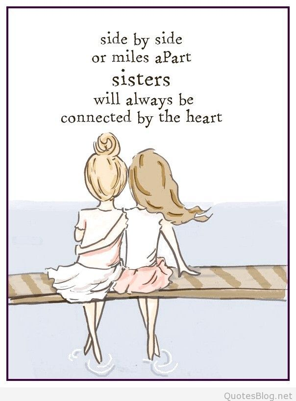 Best Friend Sister Quote Cartoon Quotes 2017