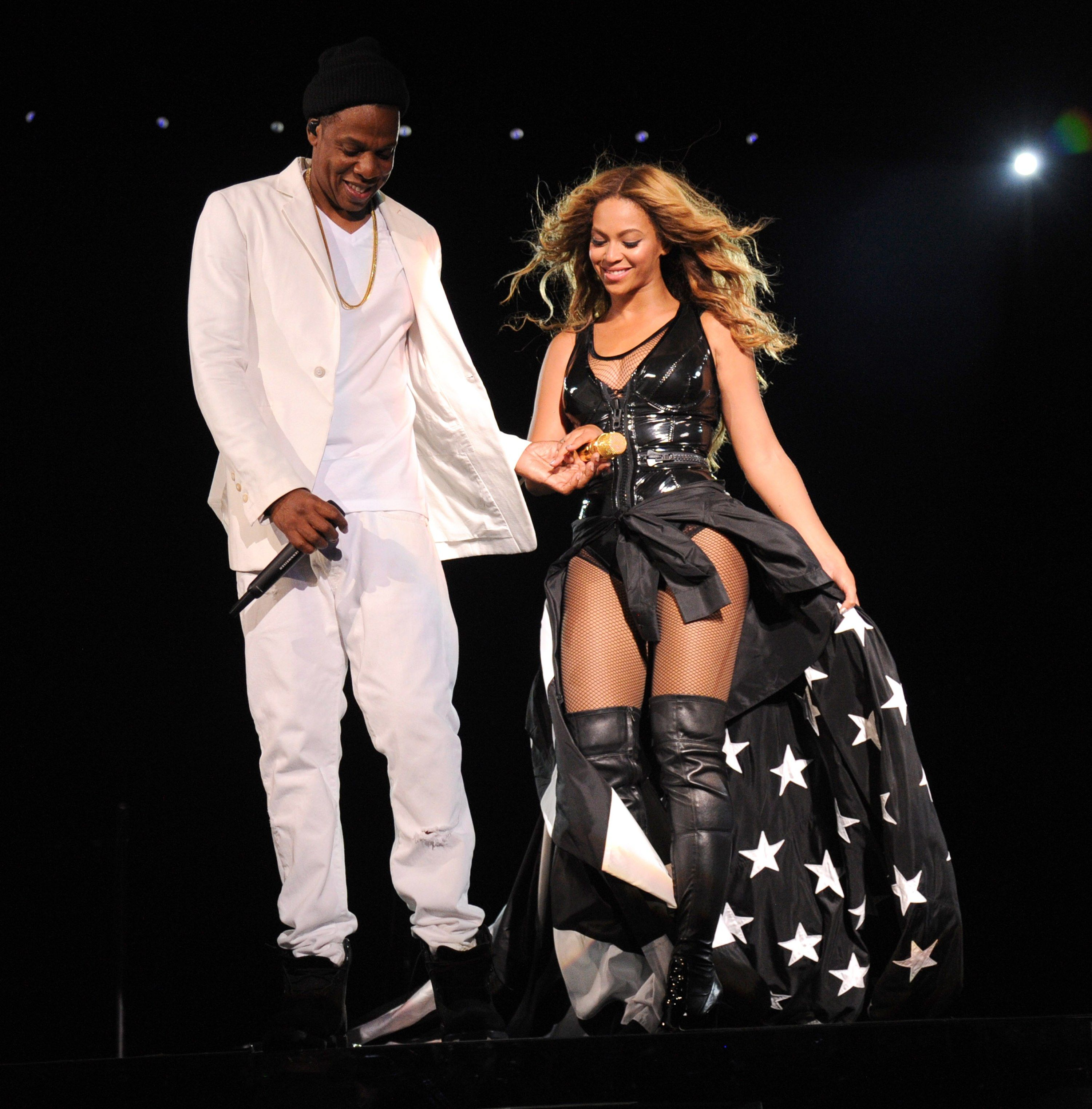 Even if Beyoncé and JayZ Don't Got on Tour, Their Onstage