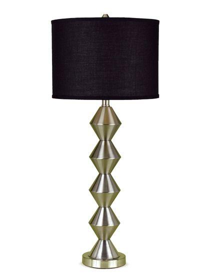 Logan table lamp by candice olson ou la la lighting pinterest logan table lamp by candice olson aloadofball Choice Image