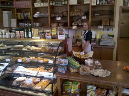 Kohnen's Country Bakery in Tehachapi CA. Awesome German goodies!